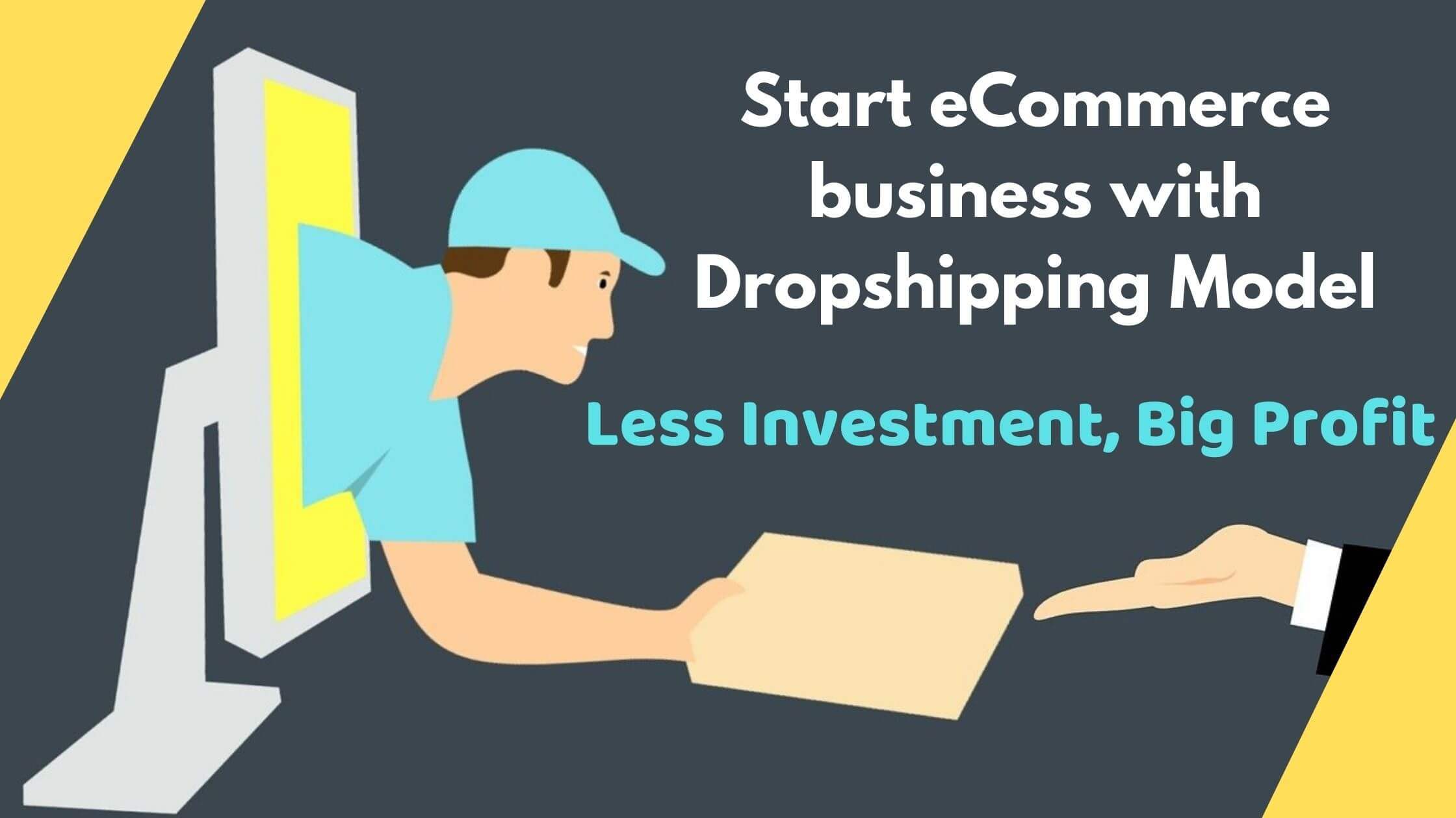 Read more about the article What Is Dropshipping | How Does Drop Shipping Work?