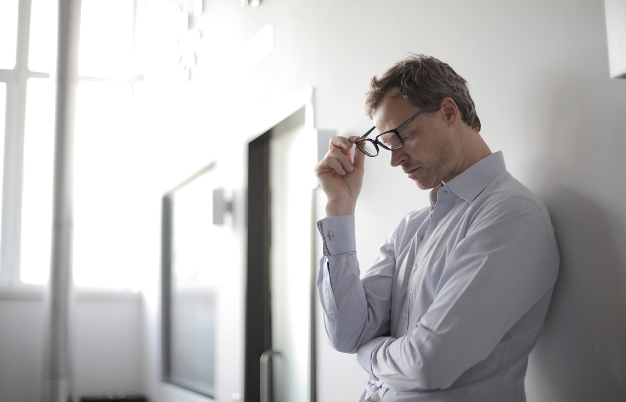 how to handle workplace stress