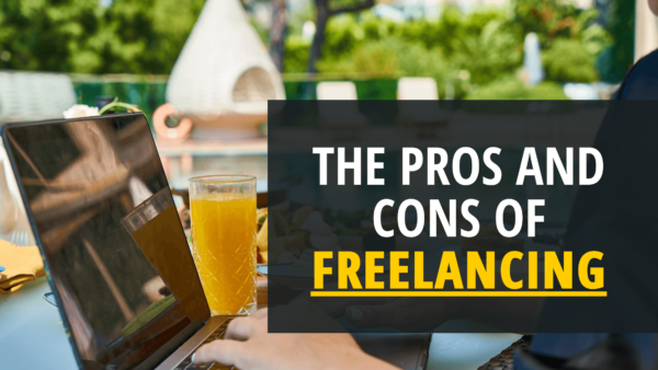 Read more about the article The Pros and Cons of Freelancing – A Quick Overview